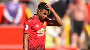 Jesse Lingard Manchester United 2018-19