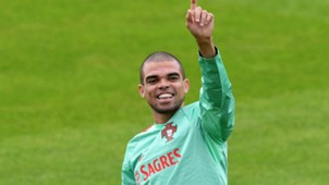 Pepe Portugal Training