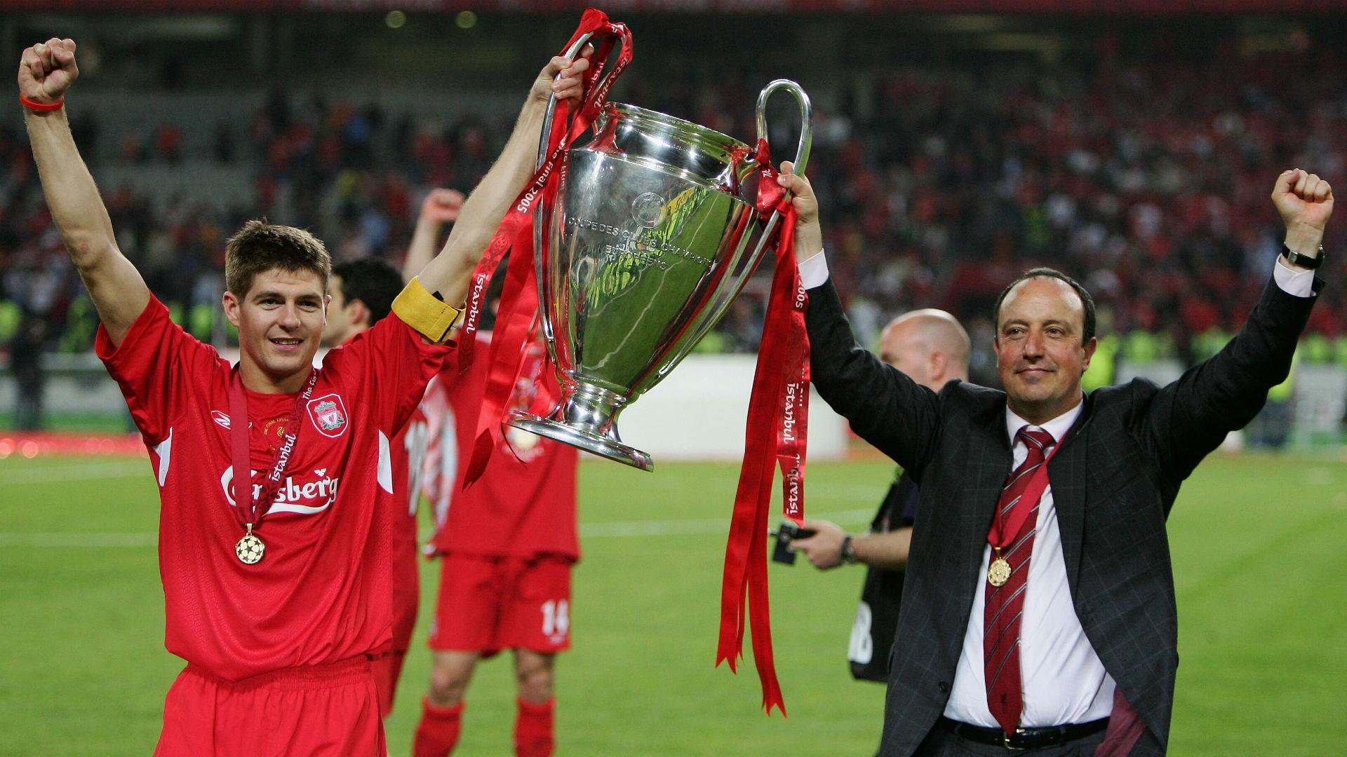 جيرارد بينيتيز دوري أبطال أوروبا 2005