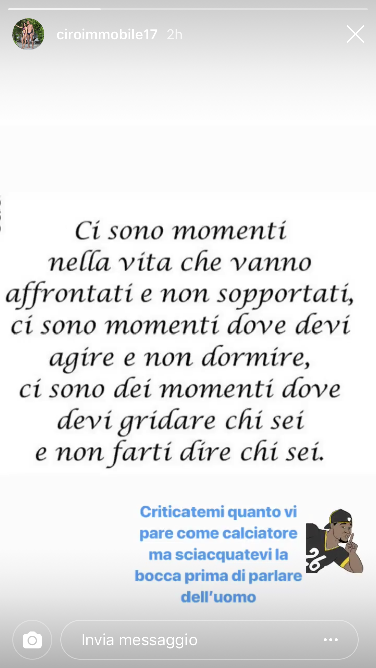 immobile story