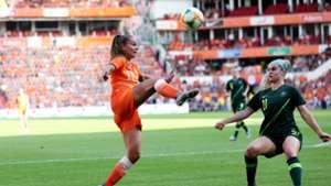Netherlands v Australia