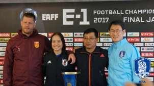 EAFF E-1 Championship Women's