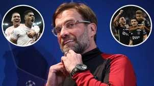 Jurgen Klopp Liverpool Man Utd Ajax