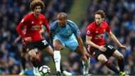 Vincent Kompany Manchester City 27042017