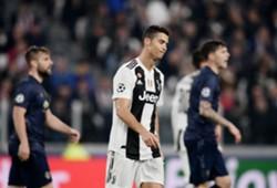 Ronaldo vs Manchester United