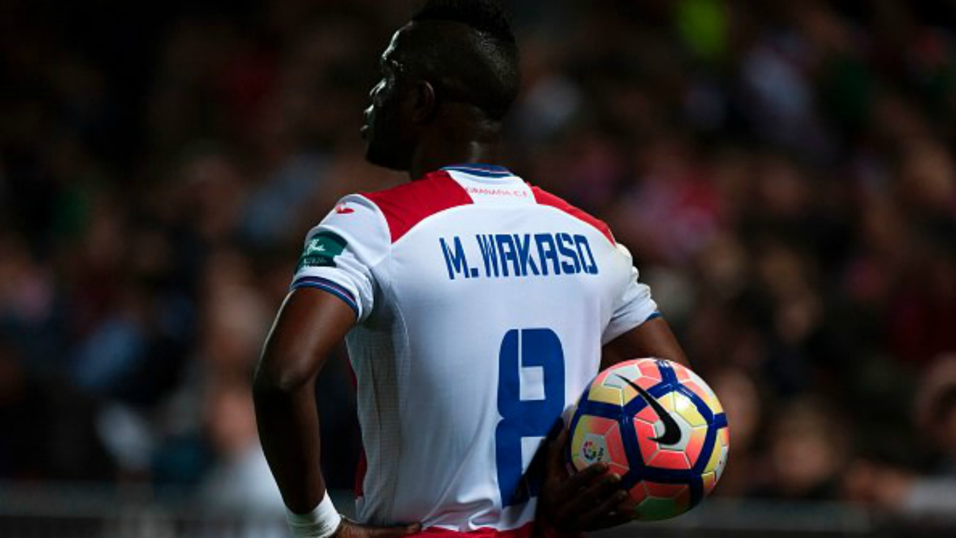 Mubarak Wakaso Granada Liga