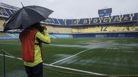 Boca Juniors vs River Plate  Copa Libertadores final postponed after  torrential rainfall  4f5d2abcb4d