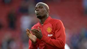 Paul Pogba Manchester United August 2016