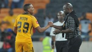 Ryan Moon & Steve Komphela, Kaizer Chiefs