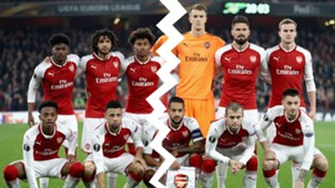 Arsenal unfixable