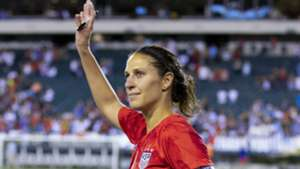 USWNT 'feeling the love' in front of record-setting crowd in Philadelphia