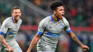 FC Schalke 04 Weston McKennie 03102018