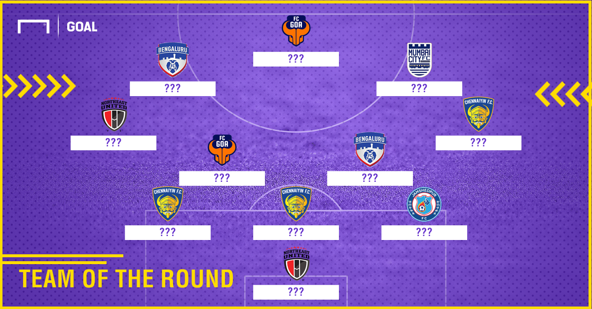 ISL 2017 Team of the Round 3