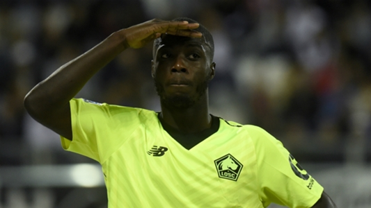 Nicolas Pepe good enough for Real Madrid or Barcelona, says Lille team-mate Jose Fonte