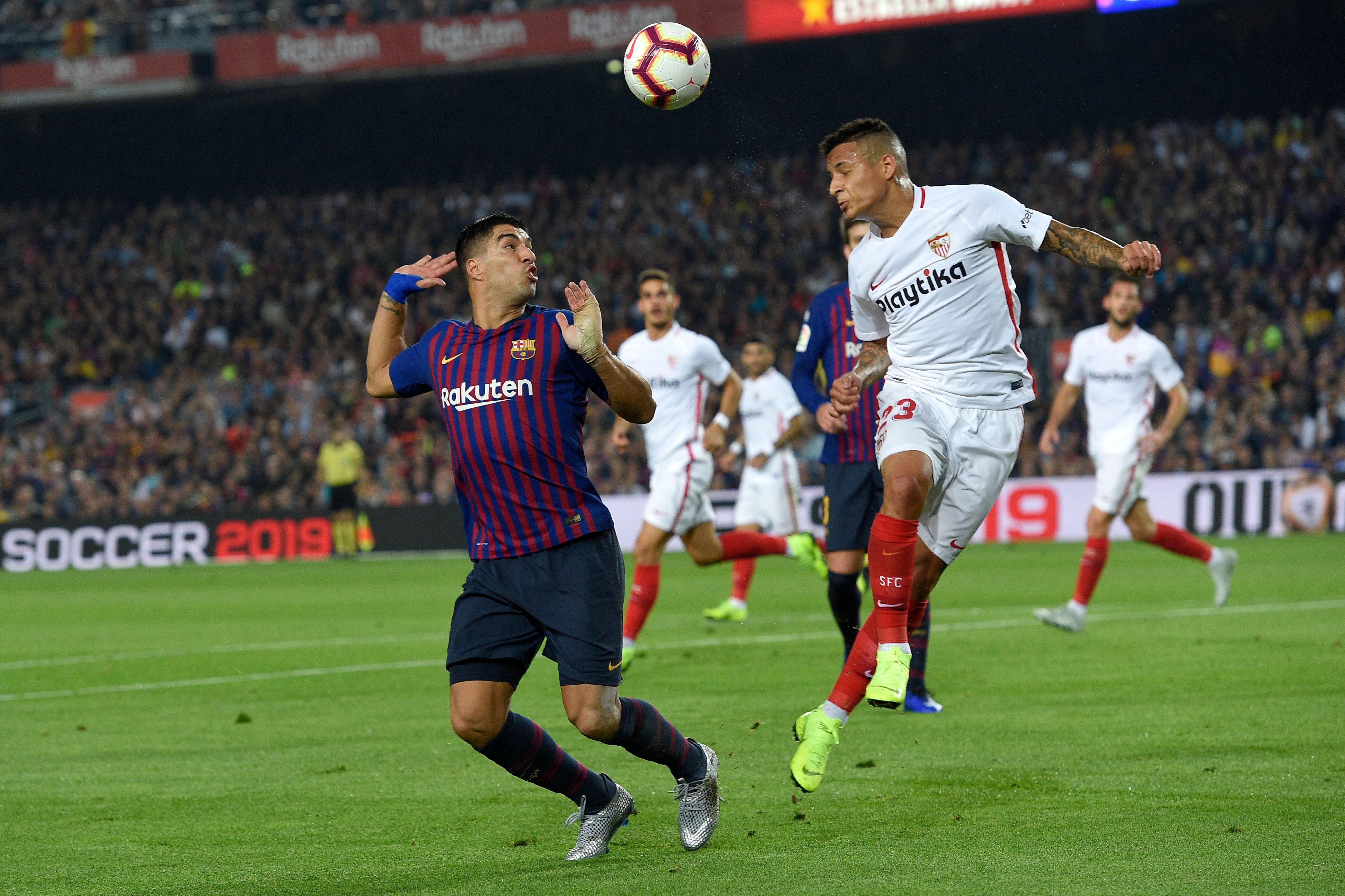 Sevilla Barcelona