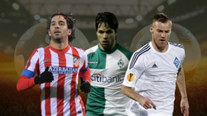 GFX Assists Europa League