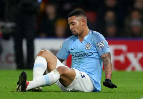 What's up with goal-shy Gabriel Jesus?