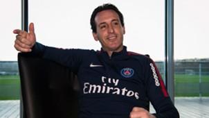 Unai Emery PSG Paris Saint-Germain