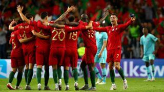 Ronaldo Portugal Nations League
