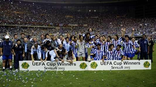 Celtic Porto Uefa Cup 2003