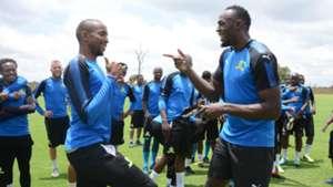 Usain Bolt Mamelodi Sundowns