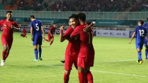 Witan Sulaiman & Saddil Ramdani - Indonesia U-19
