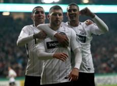 Ante Rebic Eintracht Frankfurt Mainz 05 DFB Pokal 07022018