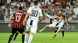 Alessio Romagnoli Juventus Milan Supercoppa italiana
