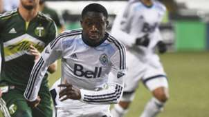 Alphonso Davies Vancouver Whitecaps