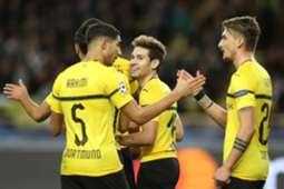 Monaco Borussia Dortmund Champions League 11122018