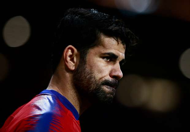 Image result for How Diego Costa's dream return to Atletico Madrid has turned into a nightmare