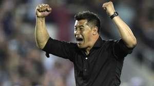 Jorge Almirón Atlético Nacional 201217