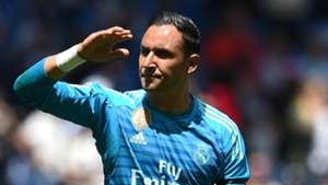 Keylor Navas Real Madrid 2018-19