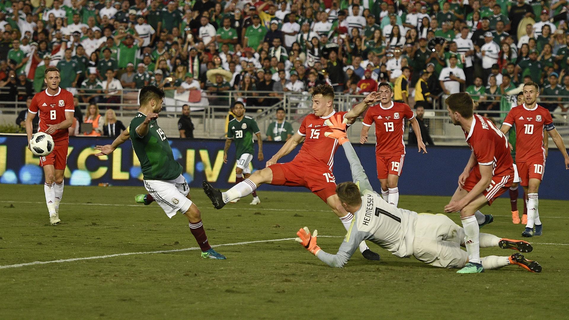 México vs. Gales: se enfrentan por amistoso internacional previo a Rusia 2018