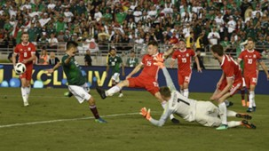 Selección Mexicana vs Gales 2018