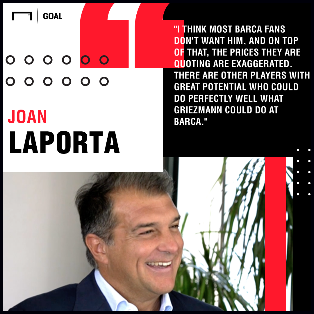 Joan Laporta Playing Surface