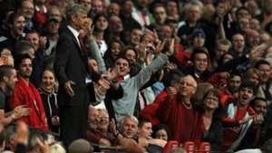 Arsene Wenger Manchester United Arsenal