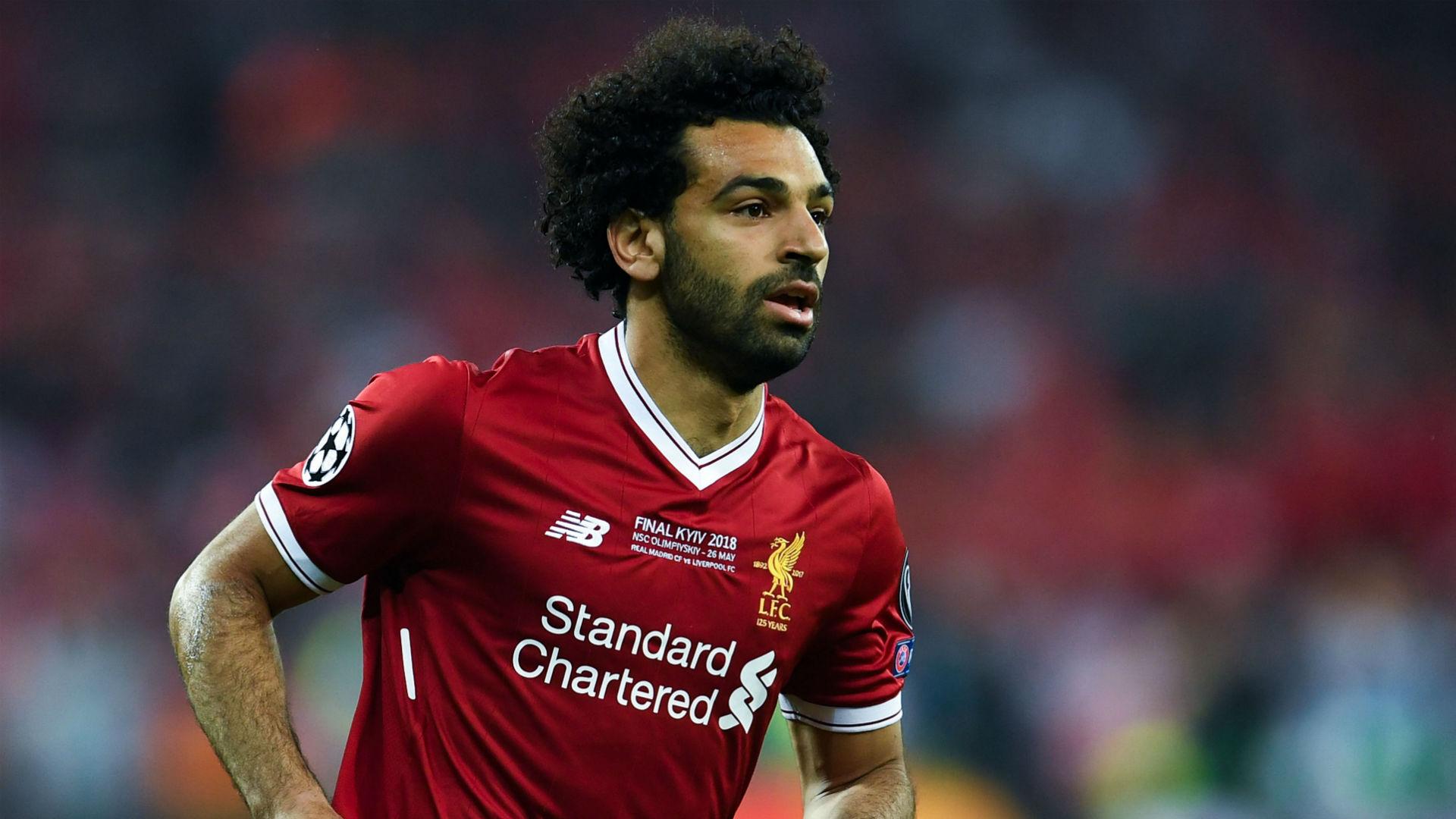 Seconda Maglia Liverpool Mohamed Salah