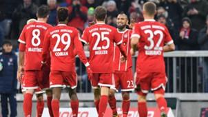 Arturo Vidal. Bayern Hannover 02122017