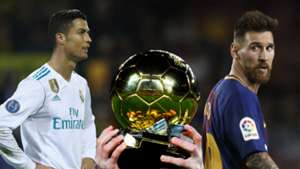 Ronaldo, Messi, Ballon d'Or