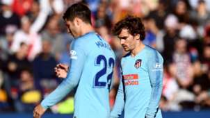 GRIEZMANN RAYO VALLECANO ATLETICO MADRID