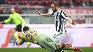 Higuain Torino Juventus