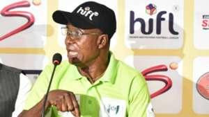 Egrinya Emmanuel Randy - UNICAL Malabites coach, HiFL Nigeria