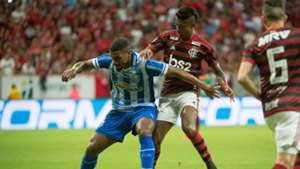 Bruno Henrique CSA Flamengo Brasileirão Série A 12062019