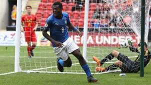 Italy Belgium Euro U17 Gyabuaa
