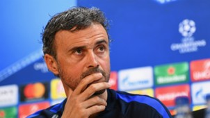 Luis Enrique Barcelona press conference