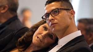 Cristiano Ronaldo mother Dolores Aveiro 2016