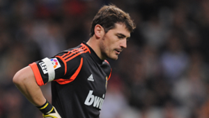 Iker Casillas Real Madrid 2012