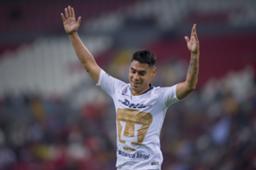 Felipe Mora Pumas Copa 2019
