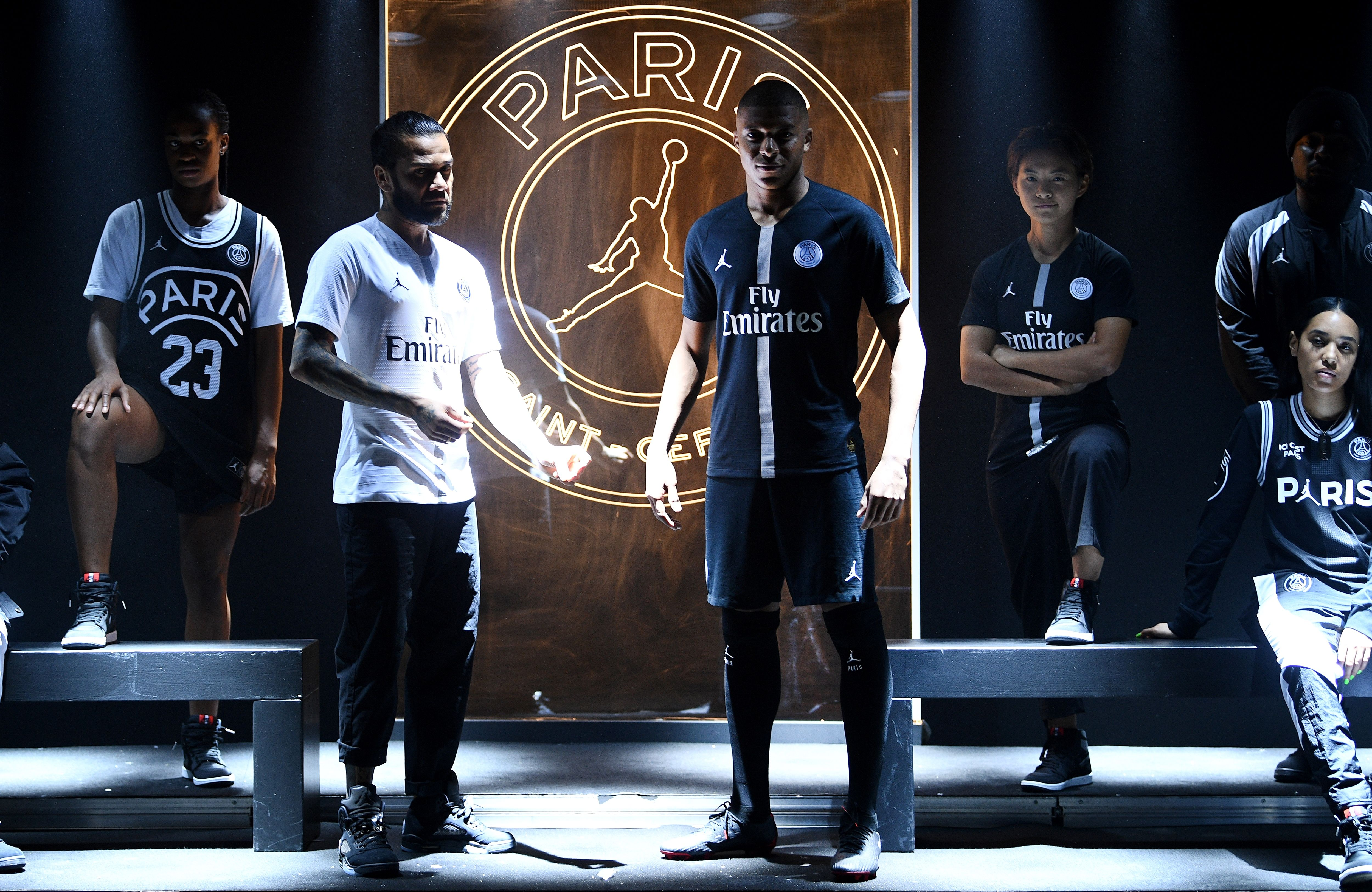 super popular 1a86c 8dc4d PSG News: Ligue 1 champions to sell one million shirts ...